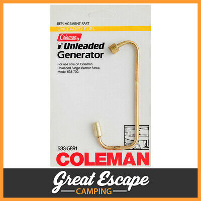 Coleman Spare Part - Sportster II Stove Generator Guide series