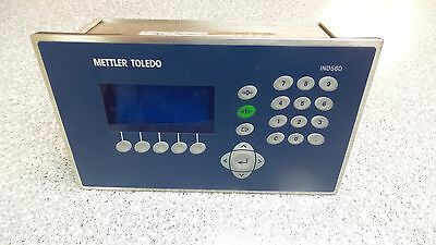 Metller Toledo IND 560 Weighing Terminal, Used, Great Condition