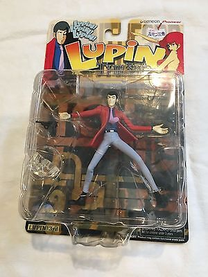 Lupin the 3rd Figurine of Arsène Lupin III in Sealed Condition