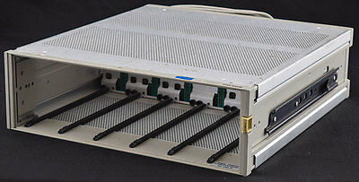 Tektronix TM506 6-Compartment Slot Plug-In Module Chassis TM500 System Mainframe