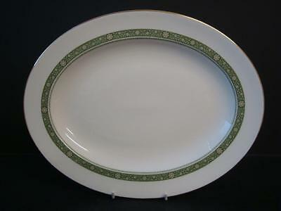 "Royal Doulton Rondelay 13.5"" Oval Platter"