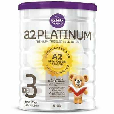 a2 Platinum Baby Formula Stage 3