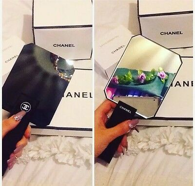 SALE!!! Brand New CHANEL Make Up Cosmetic Mirror VIP Gift In Black