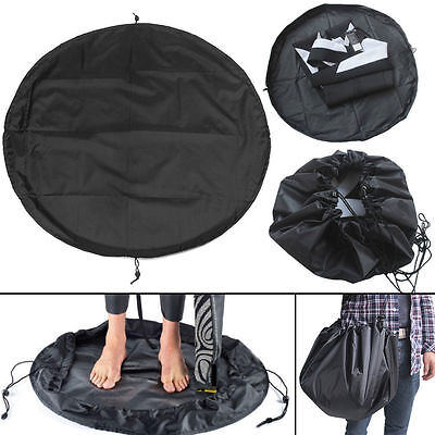 Surfing Stand-on Changing Mat Wetsuit Bag / Waterproof Wetsuit Beach Dry Mat Bag