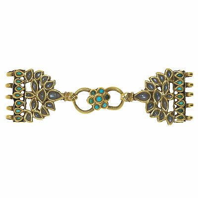 (1572) Beautiful Antique gold clasp.