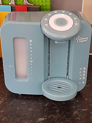 Tommee Tippee Perfect Prep Machine Cool Blue Special Edition