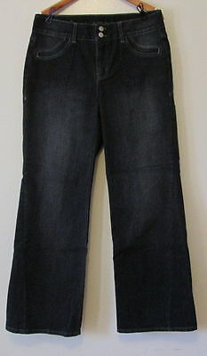 Lane Bryant Tighter Tummy Technology Flare Jeans - Dark Wash - Size 14 - NWOT