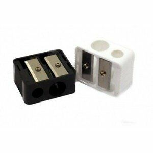 Royal Cosmetic Duo Pencil Sharpener Black