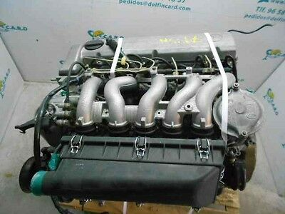 MOTOR COMPLETO SSANGYONG MUSSO 2.9 D  1995 602 602900 395269 Cód:3074064