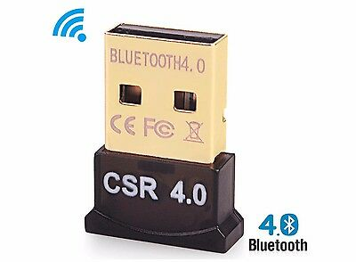 Mini USB bluetooth 4.0 Dongle modo dual de alta velocidad CRS 4.0
