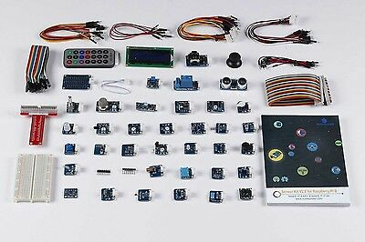 37 Modules Sensor Kit for Raspberry Pi v2
