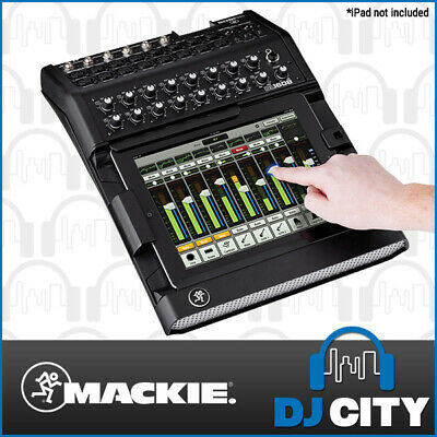 Mackie DL1608 Mixer 16 Channel Digital Live Sound Lightning Connector iPad -B...