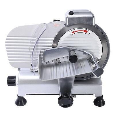 """8"""" Blade Commercial Meat Slicer Deli Meat Cheese Food Slicer Industrial Quality"""