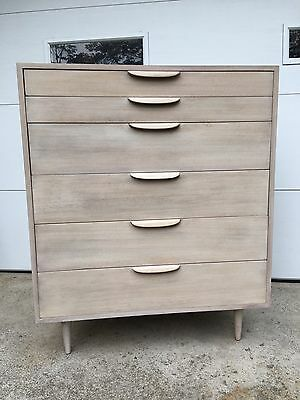 Harvey Probber Chest of Drawers Dresser Mid Century Modern Danish Style Vtg
