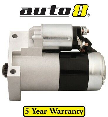 New Starter Motor fits Holden Calais V6 VS VT VX VY VN VP VR Manual Transmission