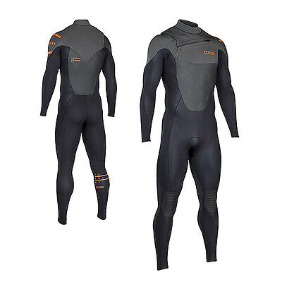 ION Element Mens Wetsuit Steamer 4-3mm LS long sleeve warmth flexibility comfort