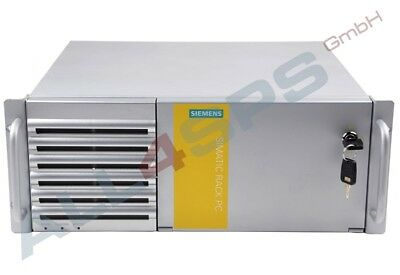 Simatic Pcs7 Os Server 547B, Core 2,4Ghz, 2Gb Ram, 6Es7650-0Nh07-0Yx0 Gebraucht