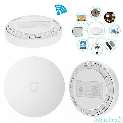 Original Xiaomi Intelligent Mini Smart Wireless Switch Button App Remote Control