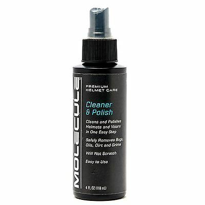 Molecule Race & Motorcycle Helmet Cleaner & Polish Spray 118ml