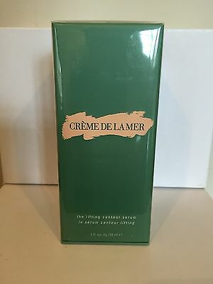 Creme de la mer the lifting contour serum 30ml brand new in sealed box rrp £240