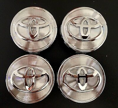 4 New For Toyota Solara Camry Matrix Corolla Wheel Center Cap 02-08 63Mm / 2.5In