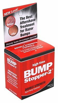 High Time Bump Stopper Double Strength For Bumps & Ingrown Hairs