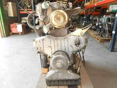 MOTOR COMPLETO NISSAN L80 CHASIS CABINA  1990 B440A 1000001375823 Cód:1375823