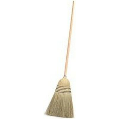 "Renown SX-0457536 Corn Straw Janitor Broom 56"" NEW"