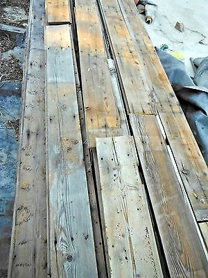 700 Ft. Reclaimed Barn Wood - Lumber Wood Board, Shiplap Paneling -Gray/Brown $1