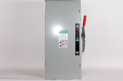Siemens DTNFC223  Double Throw Safety Switch