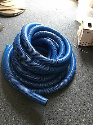"Carpet CleaningTruckmount  2""  X 50'Vacuum Hose Blue  High Quality BEST CAN BUY"