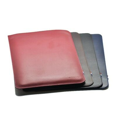 """New Leather Laptop Case Cover for Lenovo Yoga 720 13""""  Yoga 720 15"""" Sleeve Pouch"""