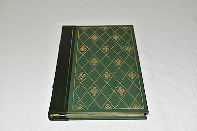 Franklin Library CANDIDE, THE OPTIMIST Voltaire 1979 1ST LEATHER FINE/RARE!