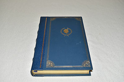 Franklin Library THE ANNALS OF TACITUS 1982 1ST LEATHER Illustrated FINE/RARE!