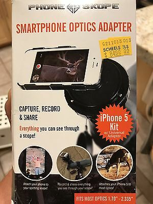 Phone Scope Adapter