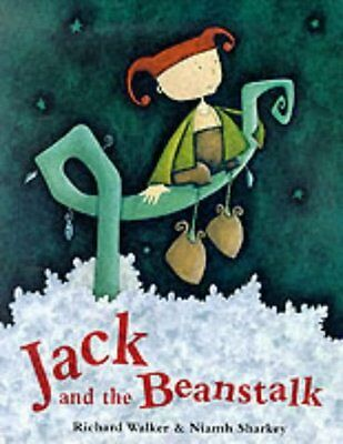 'ex-library',Jack and the Beanstalk (A Barefoot Paperback),Richard Walker
