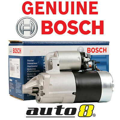 Genuine Bosch Starter Motor to fit Suzuki Jimny SN413 1.3L G13BB 1998 to 2003