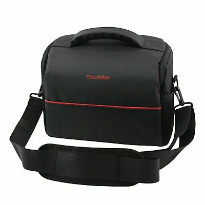 Waterproof Camera Digital DSLR Shoulder Carry Bag Case for Canon Nikon sony