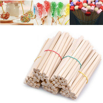 100X Math Manipulatives Wooden Counting Sticks Kids Preschool Educational Toys