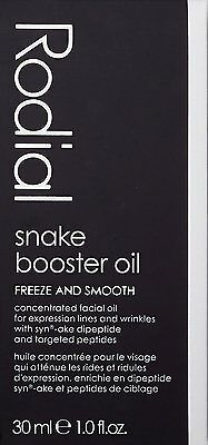 Rodial Snake Booster Ultra Hydrating Concentrated Facial Oil 30ml rrp£89