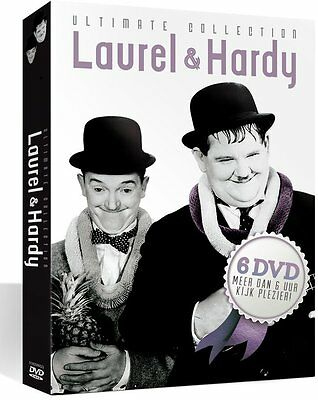 Laurel & Hardy - Ultimate Collection (DVD)