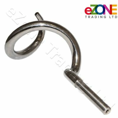 GAM Genuine Spiral Dough Hook RG101002 for Kneader Mixer L16, L20, S16, S20