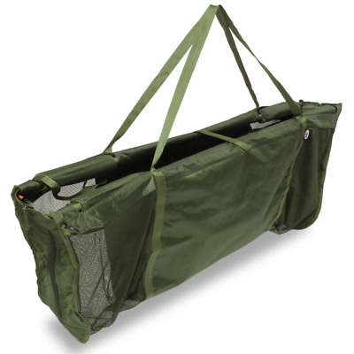 Carp Floating Weighing Sling Deluxe Fishing Sling With Zipper Sides Ngt
