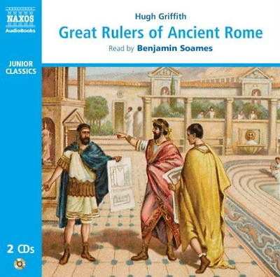 Hugh Griffith-Great Rulers Of Ancient Ro  (Uk Import)  Cd New