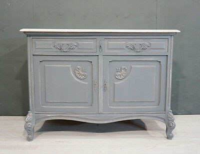 French Dressing Chest / Shabby Chic (BR356)