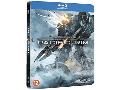 Pacific Rim - Steelbook  (Blu-ray)