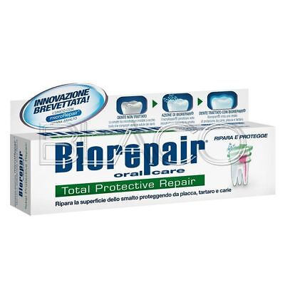 Biorepair Dentifricio Total Protective Repair - 75 Ml