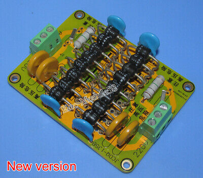 220V AC line power filtering and surge absorption module !