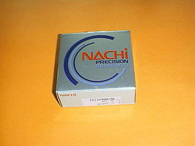 Nachi Super Precision 7008CYDU/GL P4 Ball Bearing Duplex Set