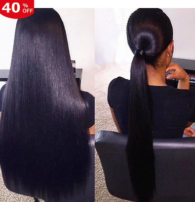 Authentic Remy Hair Perruque Lace Front Wig En Cheveux Naturels 100% Bresiliens